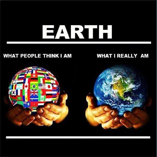 Earth what people think
